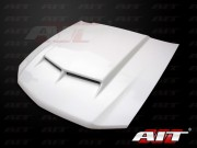 Type-C Style Functional Cooling Hood For Ford Mustang 2010-2012
