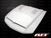 Type-E Style Functional Cooling Hood For Ford Mustang 2010-2012