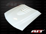 Type-1 Style Functional Cooling Hood For Ford Mustang 1994-1998