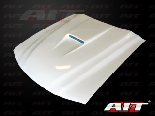Type-2 Style Functional Cooling Hood For Ford Mustang 1994-1998
