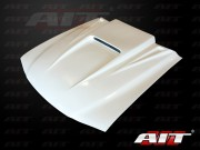 Type-5 Style Functional Cooling Hood For Ford Mustang1994-1998
