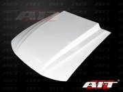 Type-4 Style Functional Cooling Cowl Hood For Ford Mustang 1999-2004