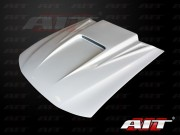 Type-5 Style Functional Cooling Hood For Ford Mustang 1999-2004