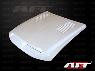 Type-E Style Functional Cooling Hood For Ford Mustang 1999-2004