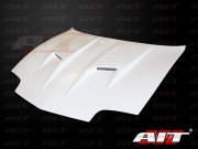 Type-3 Style Functionl Cooling Hood For Pontiac Sunfire 1995-2002