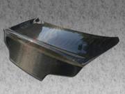 AIT Series Carbon Fiber Trunk Lid For Infiniti G35 Coupe 2003-2007