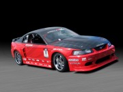 D1 Series wide body kit For Ford Mustang 1999-2004
