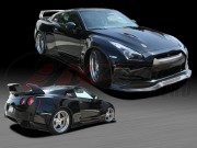 Wide Body Kit For Nissan GT-R R35