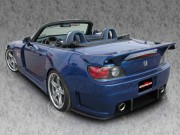 GT-3 Series Rear Trunk Lid Spoiler For Honda S2000 2000-2009
