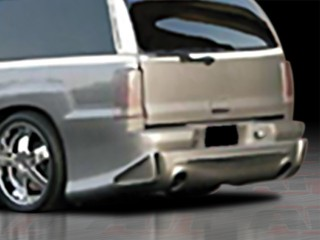 EXE Style Rear Bumper Cover For Cadillac Escalade ESV 2002-2006