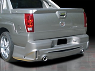 EXE Style Rear Bumper Cover For Cadillac Escalade EXT 2002-2006