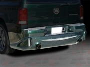 EXE Style Rear Bumper Cover For Cadillac Escalade 2002-2006