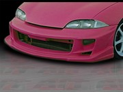 BMX Style Front Bumper Cover For Chevrolet Cavalier 2000-2002
