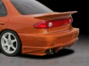 BMX Style Rear Bumper Cover For Chevrolet Cavalier 2003-2005