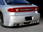 EVO Style Rear Bumper Cover For Chevrolet Cavalier 2003-2005