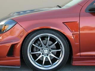 D1 Series Front Fenders For  Pontiac G5 2006-2010