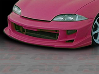BMX Style Front Bumper Cover For Chevrolet Cavalier 1995-1999