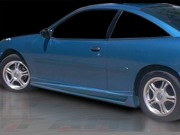 BMX Style Side Skirts For Chevrolet Cavalier 1995-2005 Coupe