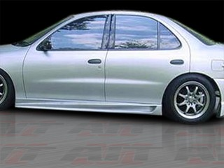 BMX Style Side Skirts For Chevrolet Cavalier 1995-2005 Sedan