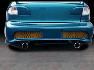 Combat Style Rear Bumper Cover For Chevrolet Cavalier 1995-2002