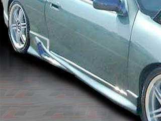 TX-1 Style Side Skirts For 1995-2005 Chevy Cavalier