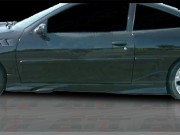 VS-2 Style Side Skirts For Chevrolet Cavalier 1995-2005 Coupe