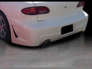 ZEN Style Rear Bumper Cover For Chevrolet Cavalier 1995-2002