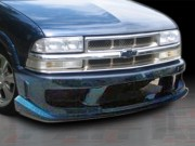 Drift Style Front Bumper Cover For Chevrolet S10 1994-1997