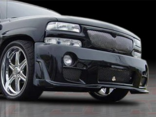EXE Style Front Bumper Cover For Chevy Suburban 1992-1999