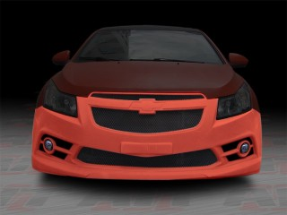 STRIKER Style Front Bumper Cover For Chevrolet Cruze 2011-2014
