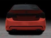STRIKER Style Rear Bumper Cover For Chevrolet Cruze 2011-2014