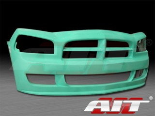 Striker Style Front Bumper Cover For Dodge Charger 2006-2010