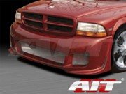 EXE Style Front Bumper Cover For 1998-2003 Dodge Durango