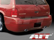 EXE Style Rear Bumper Cover For 1998-2003 Dodge Durango