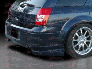 STAR Series Rear Skirts For Dodge Magnum 2005-2009