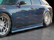 STAR Series Side Skirts For Dodge Magnum 2005-2009
