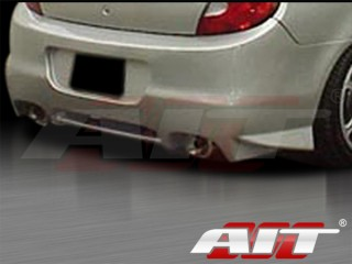 EVO Style Rear Bumper Cover For Dodge Neon 2000-2002