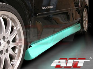 Showoff Style Side Skirts For Dodge Neon 2000-2002