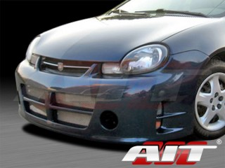 Striker Style Front Bumper Cover For Dodge Neon 2000-2002
