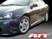 Striker Style Side Skirts For Dodge Neon 2000-2005