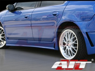 ZEN Style Side Skirts For Dodge Neon 2000-2002