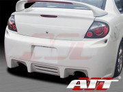 Striker Style Rear Bumper Cover For Dodge Neon 2000-2002