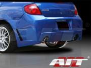ZEN Style Rear Bumper Cover For Dodge Neon 2003-2005