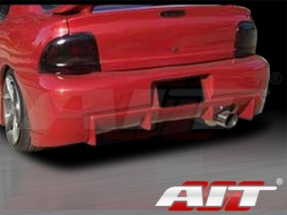 BC Style Rear Bumper Cover For Dodge Neon 1995-1999