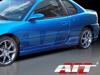 BC Style Side Skirts For Dodge Neon 1995-1999 Coupe