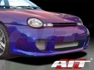 Combat Style Front Bumper Cover For Dodge Neon 1995-1999