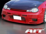 R33 Style Front Bumper Cover For Dodge Neon 1995-1999
