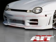 R34 Style Front Bumper Cover For Dodge Neon 1995-1999