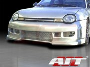 Revolution Style Front Bumper Cover For Dodge Neon 1995-1999