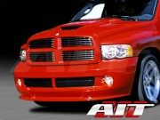 SRT-1 Style Front Bumper Cover For Dodge Ram 2002-2005